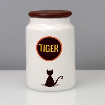 Personalized Pet Jar