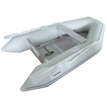 1.2 MM PVC 9 Ft. Tender Raft Dinghy Inflatable Boat With Floor
