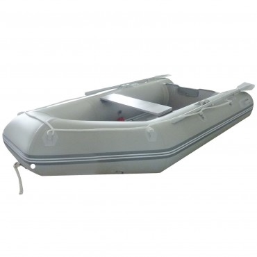 1.2 MM PVC Tender Raft Dinghy Inflatable Boat With Floor