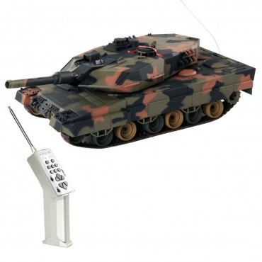 1:24 German LEOPARD II A5 RC Battle Tank