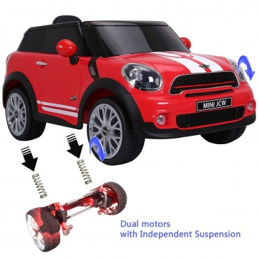 12 V Electric Remote Control Kids Ride On Car