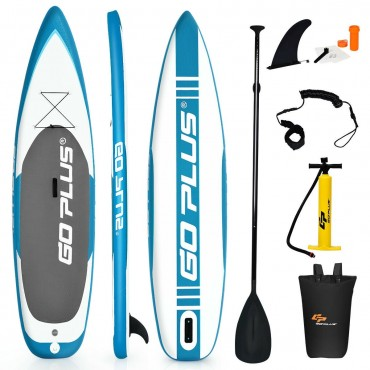 11 Ft. Water Sport Inflatable Stand Up Paddle Board Surfboard