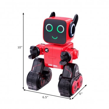 K3 Programmable Touch And Sound Control Piggy Sing Dance Robot