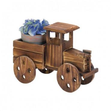 Rustic Antique Truck Planter