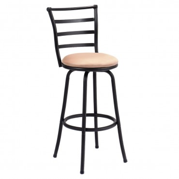 Modern Swivel Bar Stool Counter Height Chair