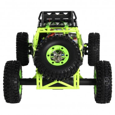 1:12 2.4G 4WD RC Off - Road Racing Car Rock Crawler Truck