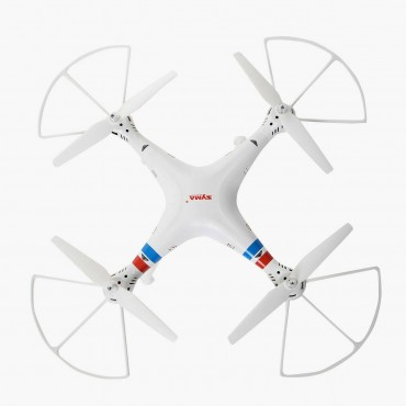 Syma X8C 2.4Ghz 6 - Axis Gyro RC Quadcopter With 2MP HD Camera