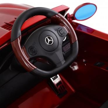12 V Mercedes Benz R199 Kids Ride On Car W / MP3 + RC