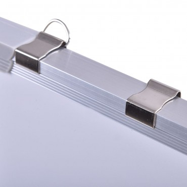 24 In. x 16 In. Single Side Magnetic Writing Whiteborad