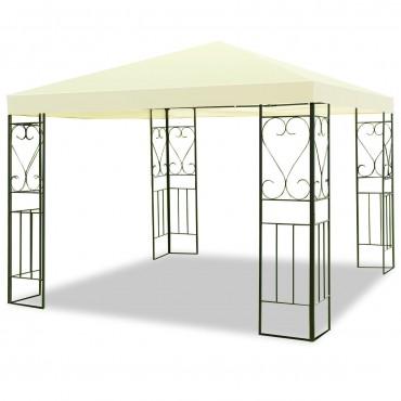 10 Ft. x 10 Ft. Patio Gazebo Canopy Tent Garden Shelter