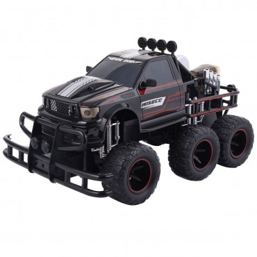 1/10 4CH Electric Remote Control Monster Truck Off - Road All Terrain RC Car Toy