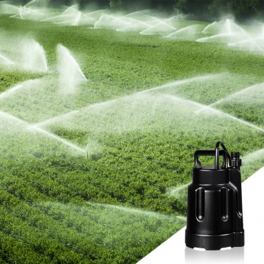 1/2 HP Multi-purpose Thermoplastic Utility Water Pump