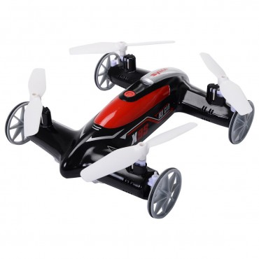 Syma X9S 2.4G 4CH 6 - Axis RC Flying Car Remote Control Quadcopter