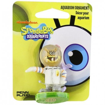 Sponge bob Sandy Aquarium Ornament - Sandy Ornament - 2 Pieces
