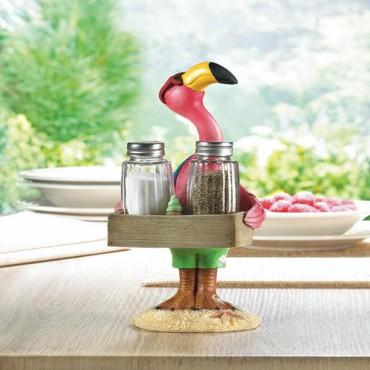 Serving Flamingo Shakers