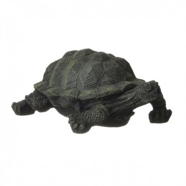 Tetra Pond Turtle Pond Spitter - Small - 7.5 in. L x 5.5 in. W x 3.75 in. H
