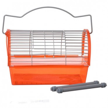 S.A.M. Global Access Bird Carrier - Small - 8.5 in. L x 6 in. W x 5.25 in. H