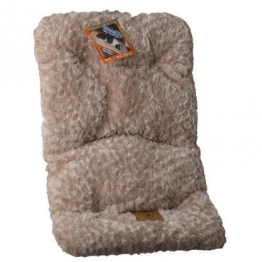 Precision Pet Snoozy Cozy Comforter - Tan - Small 3000 29 Long x 18 Wide