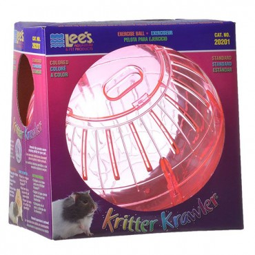 Lees Kritter Krawler - Assorted Colors - Standard - 7 in. Diameter - 2 Pieces