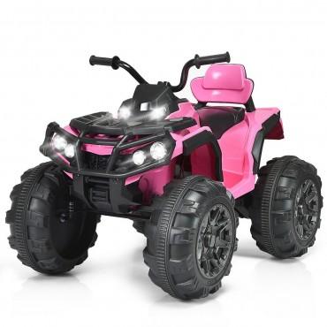 12V High - End Kids ATV 4 Wheeler Ride On Car