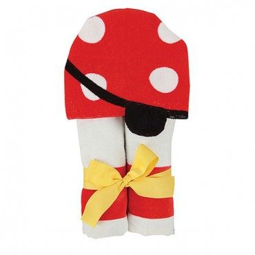Hooded Towel For Kids - Pirate