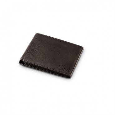 Genuine Leather Wallet For Men - Brown