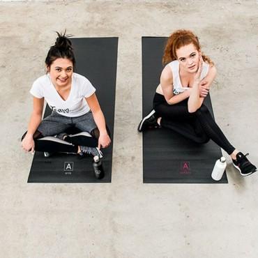 Best Custom No Slip Yoga Mat - Boxed Initial