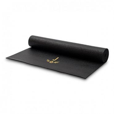 Best Custom No Slip Yoga Mat - Floral Monogram