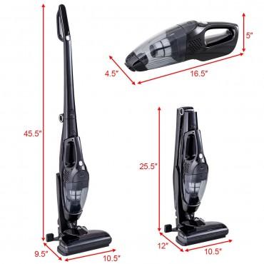 2-In-1 Rechargeable Cordless Handheld Vacuum