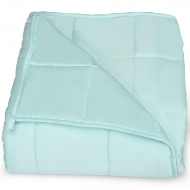 20 lbs 60 In. x 80 In. Soft Breathable Premium Weighted Blanket