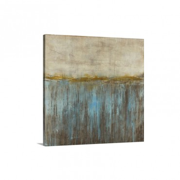 Cool Water Wall Art - Canvas - Gallery Wrap