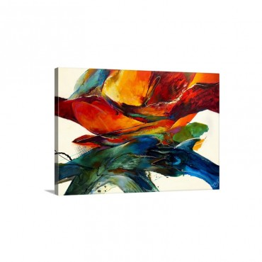 Opposites Attract Wall Art - Canvas - Gallery Wrap