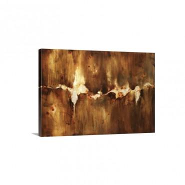 Cast Iron Wall Art - Canvas - Gallery Wrap