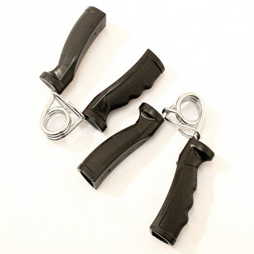 1 Pair Fitness Hand Grips Exercise Pro Work Out Equipment New Black or Purple