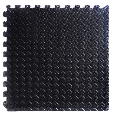 Goplus 48 Sq Ft EVA Foam Floor Interlocking Gym Mat
