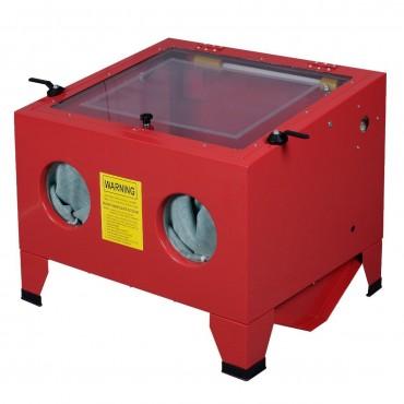 25 Gallon Bench Top Sandblasts Cabinet Air Sand Blaster Sand Blast SandBlast New