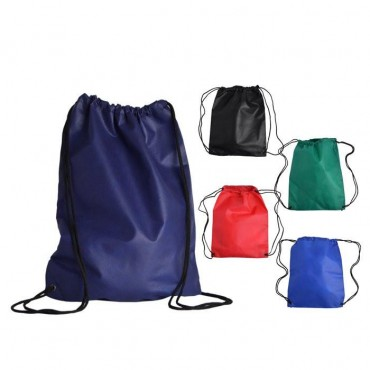 Non Woven Drawstring Backpack - 2 Pieces