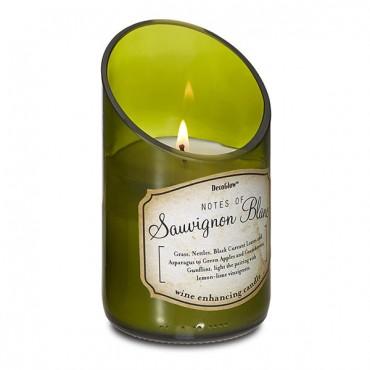 Wine Bottle Sauvignon Blanc Scent Candle