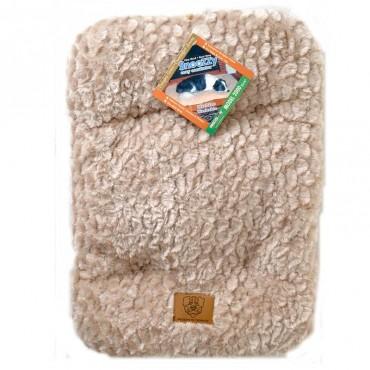 Precision Pet Snoozy Cozy Comforter - Tan - X-Small 2000 23 Long x 16 Wide