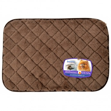 Precision Pet Snoozzy Sleeper - Chocolate - X - Small 2000 23 Long x 16 Wide