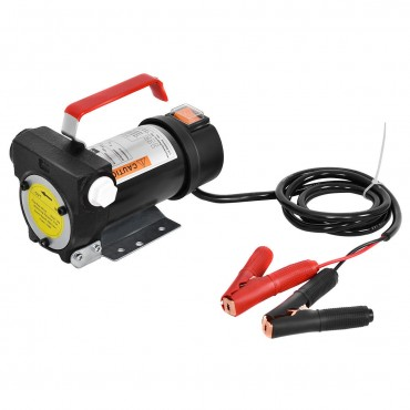 Electric Diesel Oil And Fuel Transfer Extractor Pump Set
